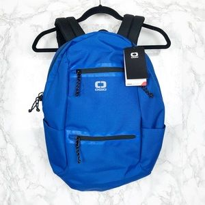 NWT Ogio Shadow Core Flux 220 Backpack Royal Blue